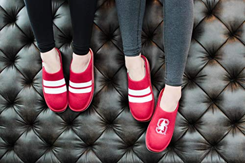 Comfy Platform Indoor outdoor Zenzee On Perfect Slippers For Knit Wear Stanford Cardinal Slip Sneaker Ncaa College qIPtpT