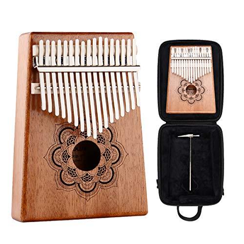 Kalimba 17 Key Thumb Piano - Kithouse Kalimba Thumb for sale  Delivered anywhere in USA