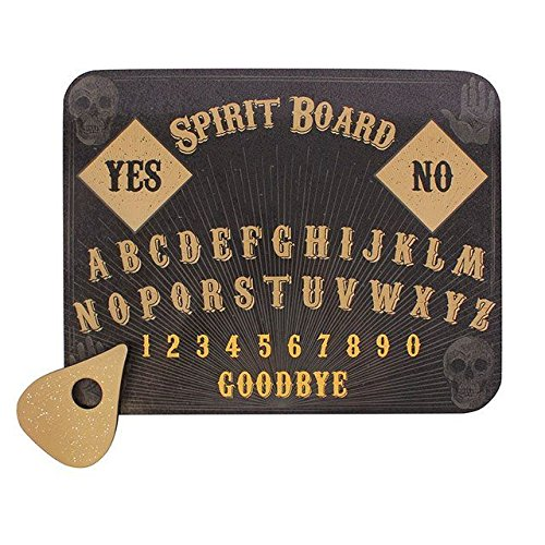 Skull Print Spirit Board by Something different