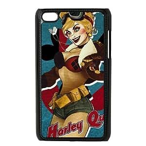 iPod Touch 4 Case Black Harley Quinn SLI_651886