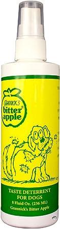 Grannicks Bitter Apple Taste Deterrent for Dogs