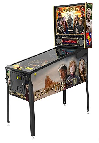 Stern Pinball Game of Thrones Pro Edition Arcade Pinball Machine - Classic Arcade Pinball Machine