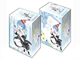 Re:Zero Starting Life in Another World Rem Birthday Limited Card Game Character Deck Box Case Holder Anime Ver. Collection