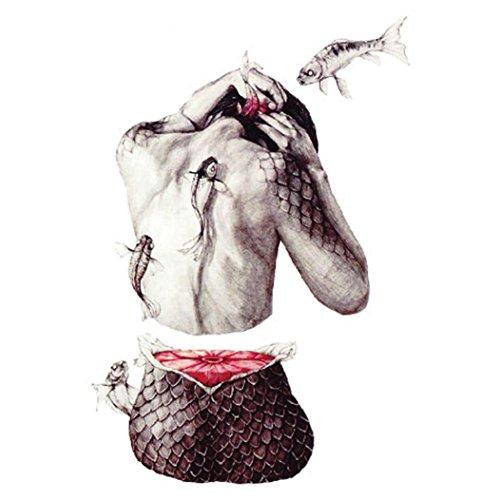 Temporary Tattoos Sticker, Oksale® Skull Wound Bat Scab Blood Pattern Halloween Scar Decor Paper (Pumpkin Patterns Printable)