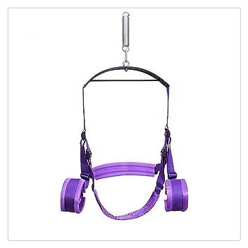 Z-one 1 Kit de columpio/hamaca para yoga para inversiones de ...