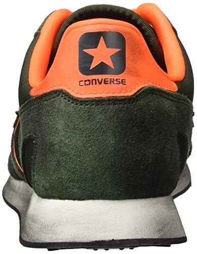 Noir Orange chou Auckland Converse Adulte suede Mixte Txt Ox Baskets Vert Basses Racer 6UP4wq7