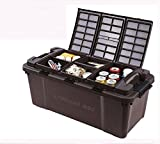 RUIRUI Premium SUV Organizer, Simplest and Most Durable Trunk Organizer , coffee