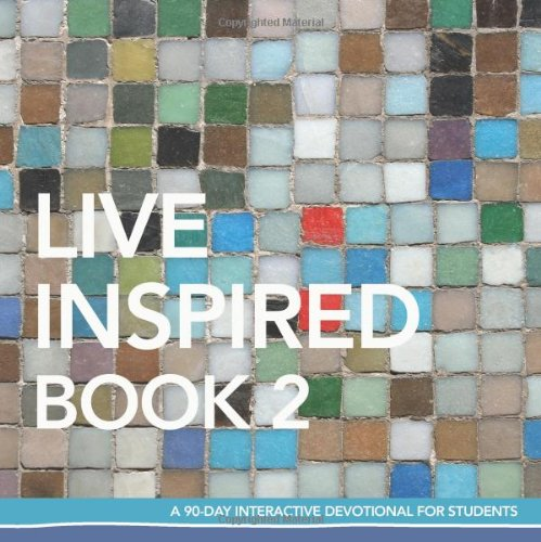 Download Live Inspired Book 2: A 90-Day Interactive Devotional for Students pdf epub