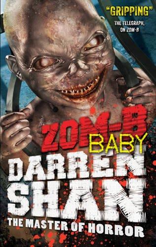 """""""Zom-B Baby (Zom-B, #5)"""" av Darren Shan"""