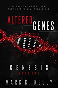 Altered Genes by Mark Kelly ebook deal