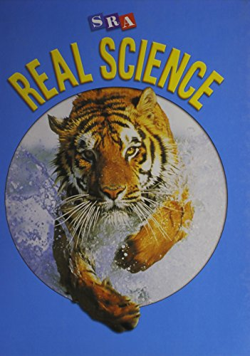 Real Science: Level 3 (SRA REAL SCIENCE)