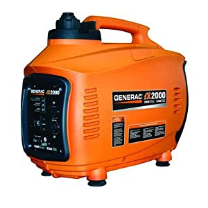 Generac 6719R iX Series  Factory-Reconditioned 2,000 Watt Portable Inverter Generator