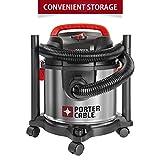 Porter-Cable PCX18301-4B 4 Gallon 4 HP Wet/Dry