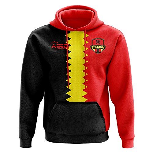 Airoスポーツウェア2018 – 2019ベルギーホームConceptフットボールシャツ(子供用)