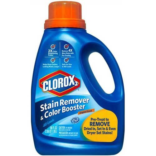 Clorox 2 Liquid Regular Concentrated Stain Remover and Color