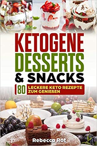 Süße Dinge ketogene Diät