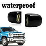 LED License Plate Light Compatible with 1999 2000 2001 2002 2003 2004 2005 2006 2007 2008 2009 2010 2011 2012 2013 Silverado Sierra 1500