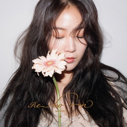 SISTAR SOYOU [RE:BORN] PART.1 1st Solo Album CD+Photobook+Photocard+Tracking Number K-POP SEALED
