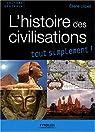 L'histoire des civilisations par Lopez