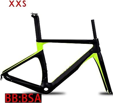 Cuadro de bicicleta de carretera de carbono Cuadro y mecanismo de ...