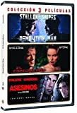 Pack: Demolition Man + Asesinos + El Especialista