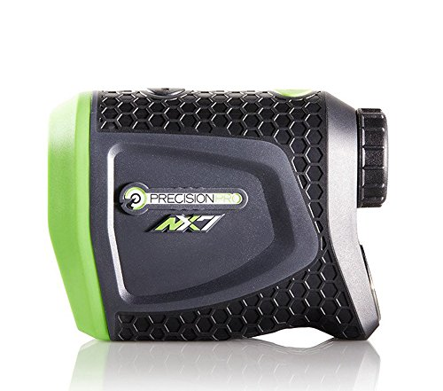 Precision Pro Golf NX7 Laser Rangefinder - Golfing Range Finder Accurate up to 400 Yards - Perfect Golf Accessory by Precision Pro Golf (Image #1)