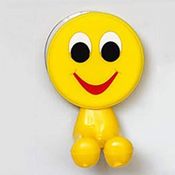 Homeofying - Soporte para Cepillo de Dientes Facial Express Emoji con Ventosa: Amazon.es: Hogar