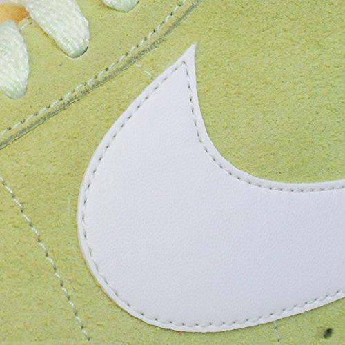 Nike Blazer Mid Suede Vintage femmes chaussures / Chaussures - Lime vert