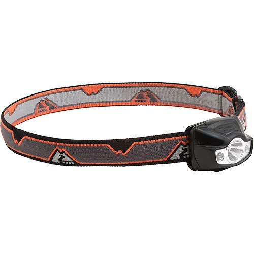Ozark Trail 150 Lumen Multi Color Headlamp