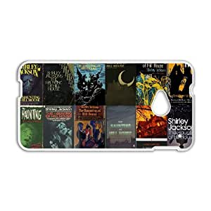 HTC One M7 House on Haunted Hill pattern design Phone Case HH12OHHJ94021