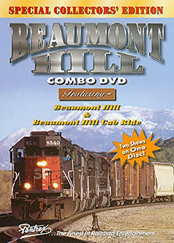 Southern Pacific's Beaumont Hill w/ Cab Ride over San Gorgonio Pass [DVD] (Southern Pacific Cab)