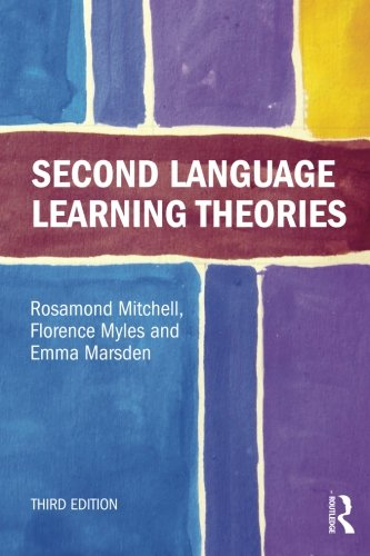 Second Language Learning Theories by Routledge