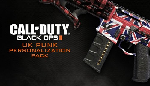 Call of Duty: Black Ops II UK Punk Pack [Online Game Code] (Black Download Ops Of 2 Call Duty)