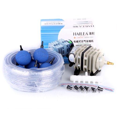 Hailea Compresor De Aire ACO Juego de 208: Amazon.es: Productos para mascotas