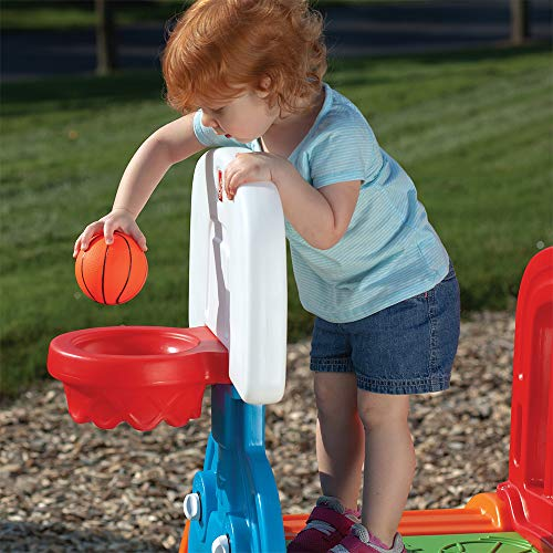 514SstW5ooL - Step2 Game Time Sports Climber And Slide