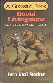 David Livingstone (A Guessing book)