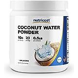 Nutricost Coconut Water Powder 8oz (23 Servings) - Non-GMO, Pure Coconut Water