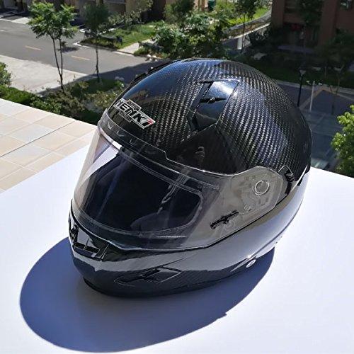 Anti Fog Visor Insert for Motorcycle Helmet Visor - Universal Design 3.74'' x 11.42'' by WeePro (Image #3)