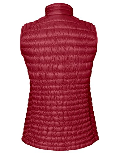 Vest Jacket Light Vaude Women's 0 Red Kabru EICEqw1