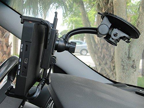 Gps Car Mount: Ramtech Car Vehicle Truck Windshield Suction Mount Holder