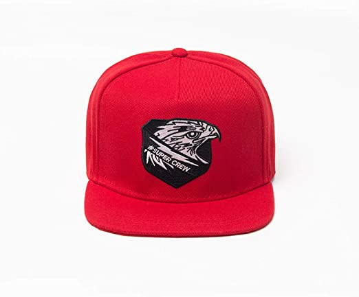 New Street Eagle Bordado Gorra de béisbol Hombres y Mujeres ...