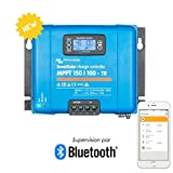 Victron SmartSolar MPPT 150/100 - Tr Solar Charge Controller 150V 100A with Bluetooth