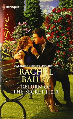 book cover of Return of the Secret Heir