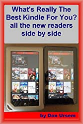 What's Really the Best Kindle for You? all the readers side by side