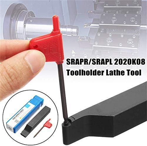 Face Milling External Lathe Holder Turning Tool Holder,SRAPL2020K08 Tool