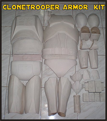 Star Wars Clone trooper Phase 1-2 Armor Costume Prop Kit - Clone Trooper Armor Costume