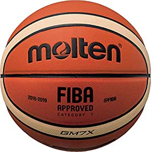 Molten X-Series Indoor/Outdoor Basketball, FIBA Approved - BGMX ...
