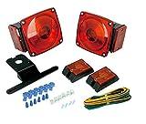 MAXXHAUL 70094 12V Trailer Light Kit