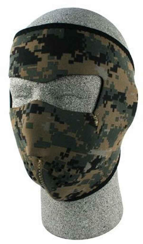 Zanheadgear WNFM097 Neoprene Full Face Mask, Pain