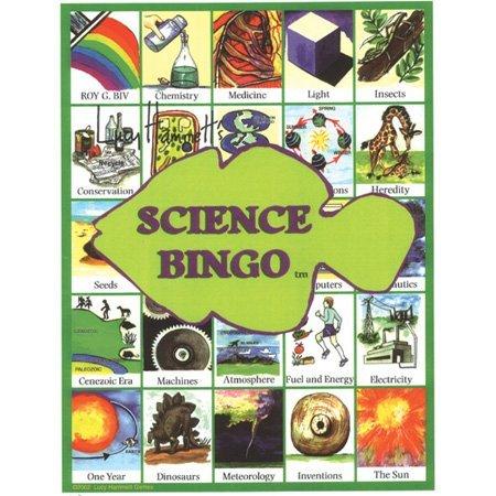 Science Bingo Gameの商品画像
